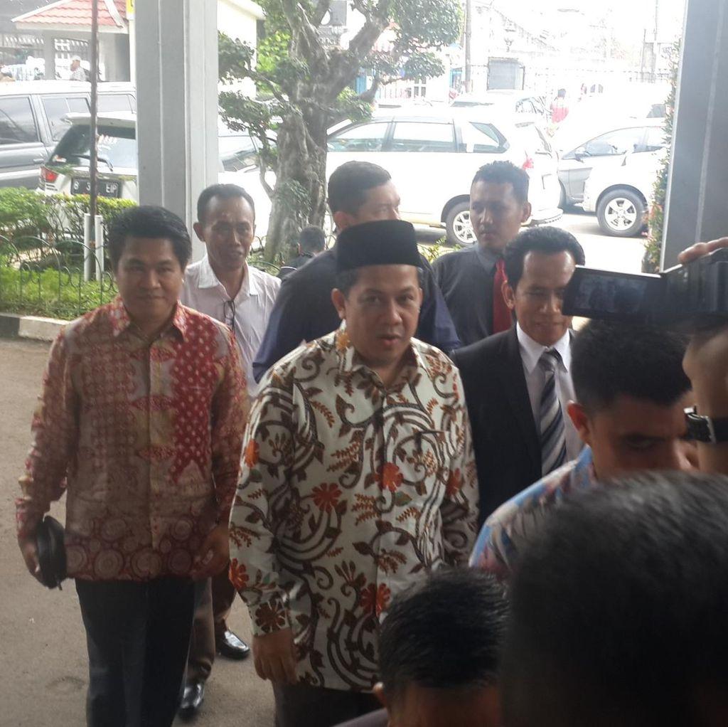 Mediasi Fahri Hamzah dan PKS Dilanjutkan Pekan Depan