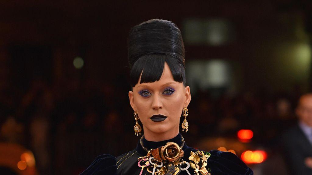Ikut Pilpres Tanpa Busana, Katy Perry Ditangkap Polisi