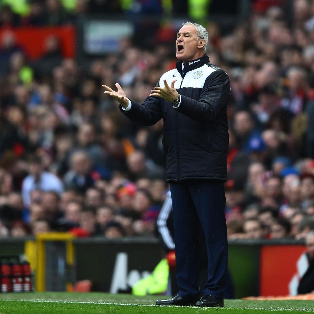 Ranieri Sadari Tuntutan Tinggi dalam Persaingan Liga Champions