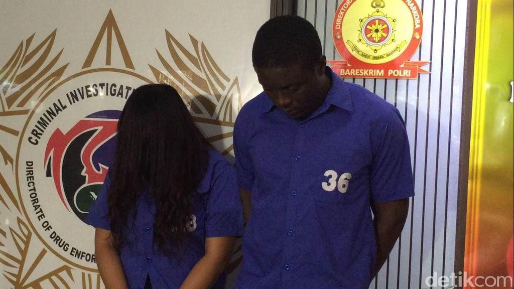 Seorang WN Nigeria Ditangkap Polisi karena 3 Kali Selundupkan Sabu