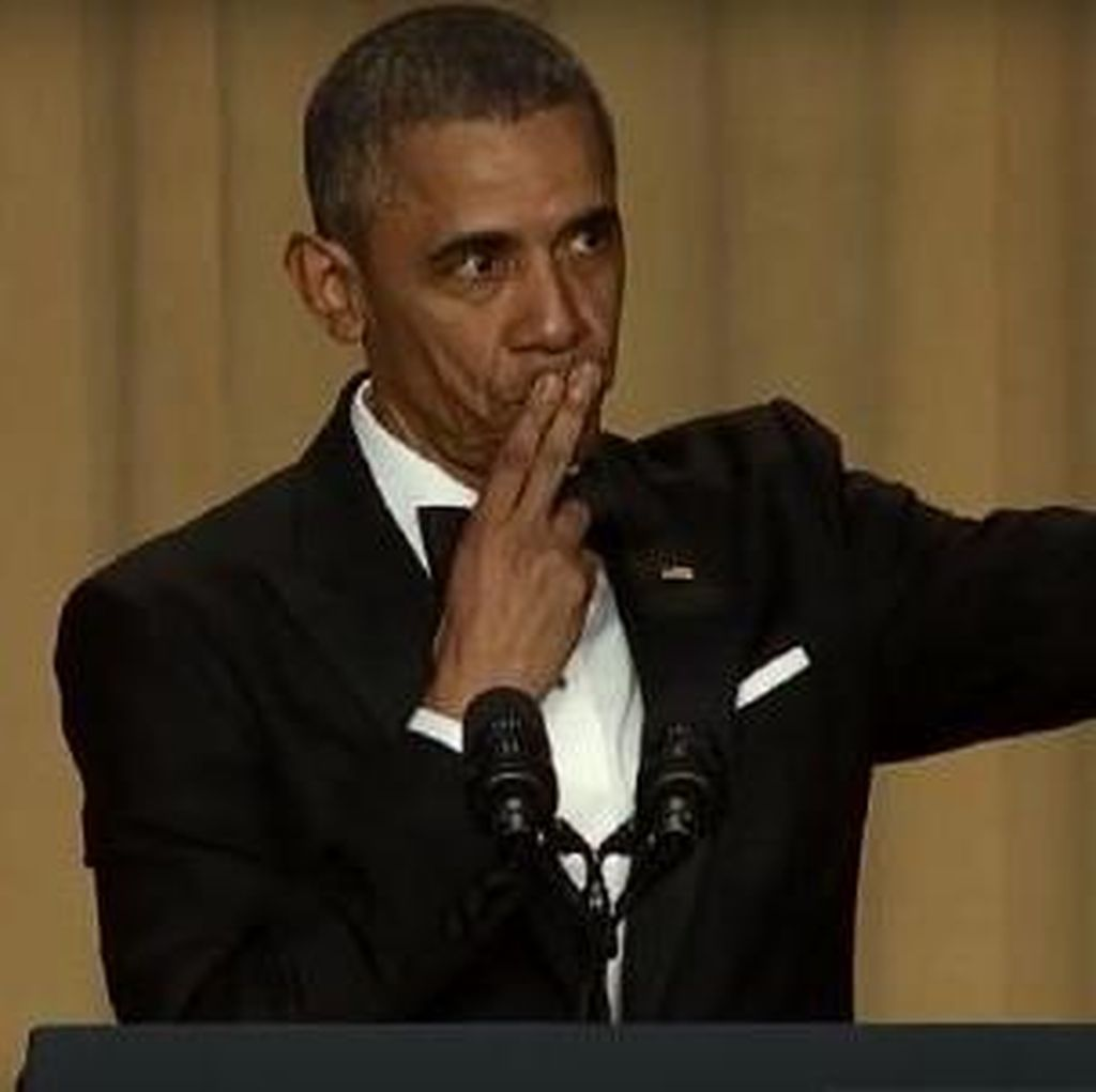 Obama Beri Keringanan Hukuman untuk 58 Tahanan, Mayoritas Kasus Narkoba