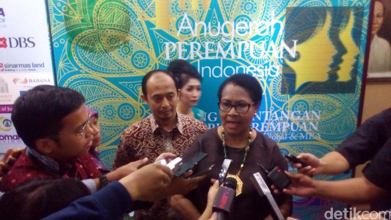 Ini Respons Menteri Yohana Soal Siswi yang Diperkosa 14 Orang di Bengkulu