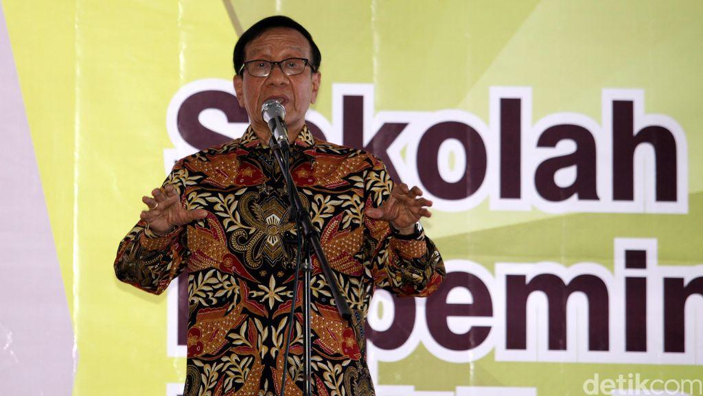Akbar Tandjung Resmikan Sekolah Kepemimpinan Politik Bangsa