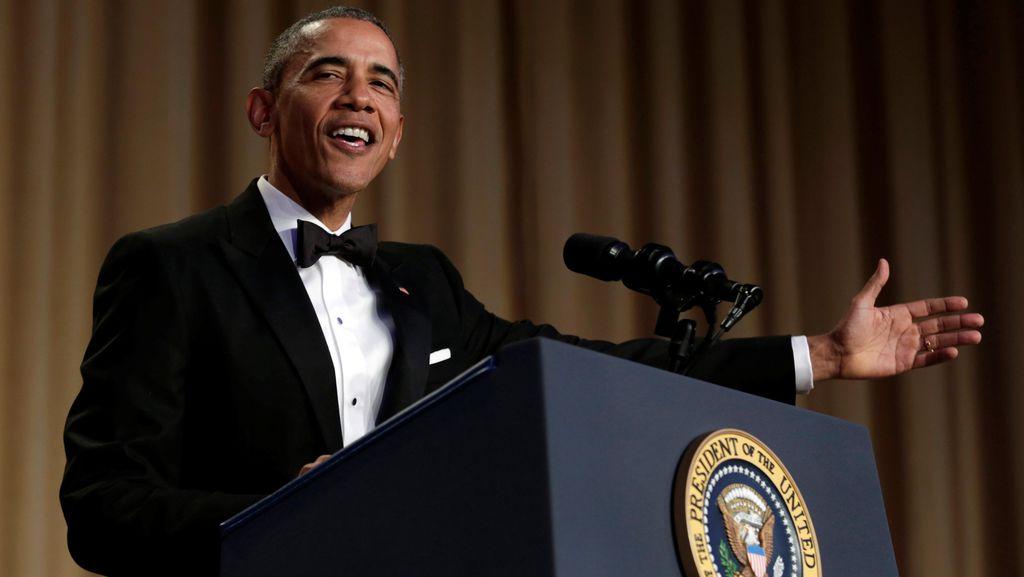 Presiden Obama Resmi Dukung Hillary Clinton