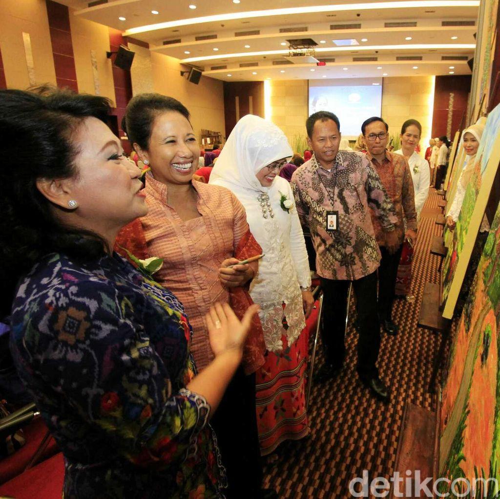 Menteri BUMN Peringati Hari Kartini