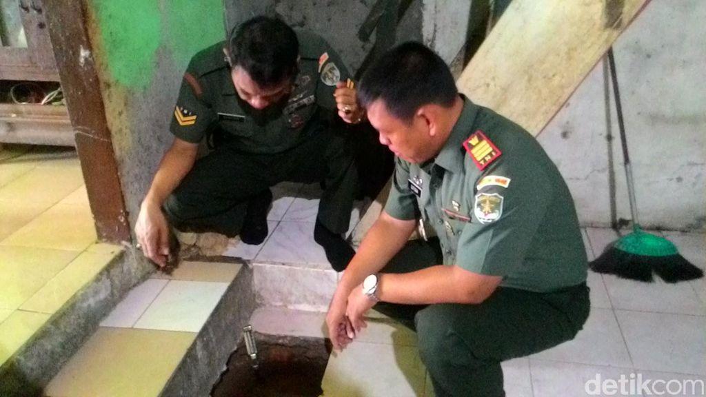 Cek Air Panas Misterius di Rumah Onah, Koramil Imbau Warga Jangan Musyrik