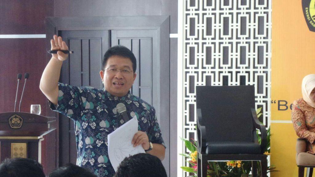 Kang Yoto Bekali Para Patriot Energi Soal Pentingnya Kedaulatan Energi