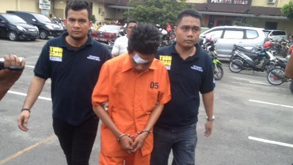 Pembunuhan Dosen, Polisi: Nurain Tewas Setelah Ditusuk 10 Kali di Leher