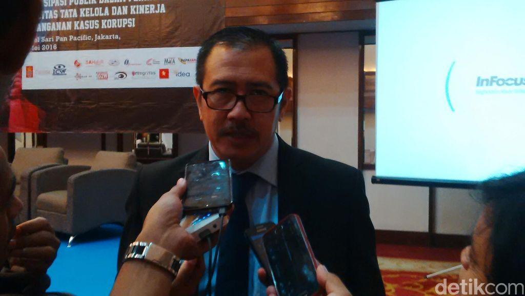 Supervisi KPK dengan Lembaga Penegak Hukum Lain Jarang Terekspose