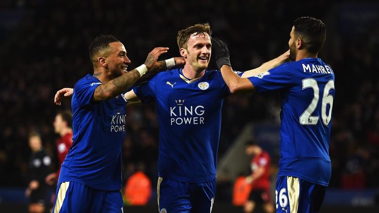 Leicester Bakal Sulitkan Lawannya Di Debut Liga Champions