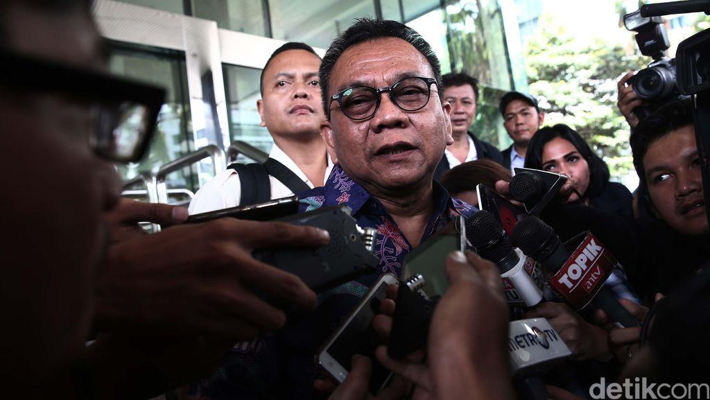 KPK Terus Dalami Dugaan Keterlibatan M Taufik di Suap Raperda Reklamasi