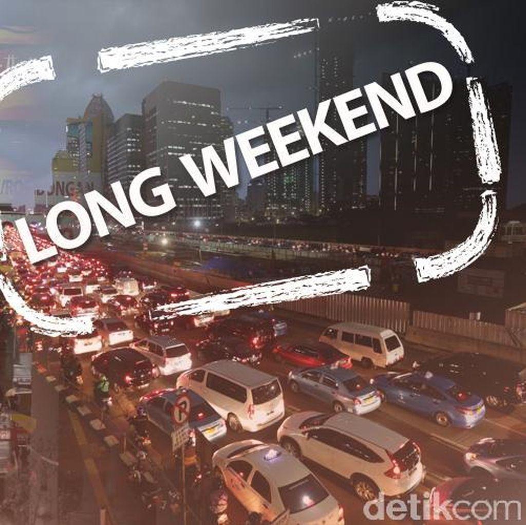 Akses Jakarta Menuju Tangerang Macet dari Segala Arah