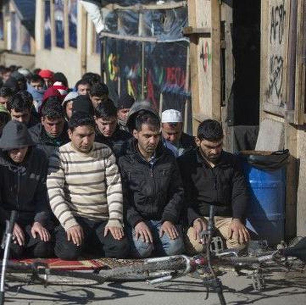 Kejahatan Terhadap Muslim Naik Tiga Kali Lipat di Prancis
