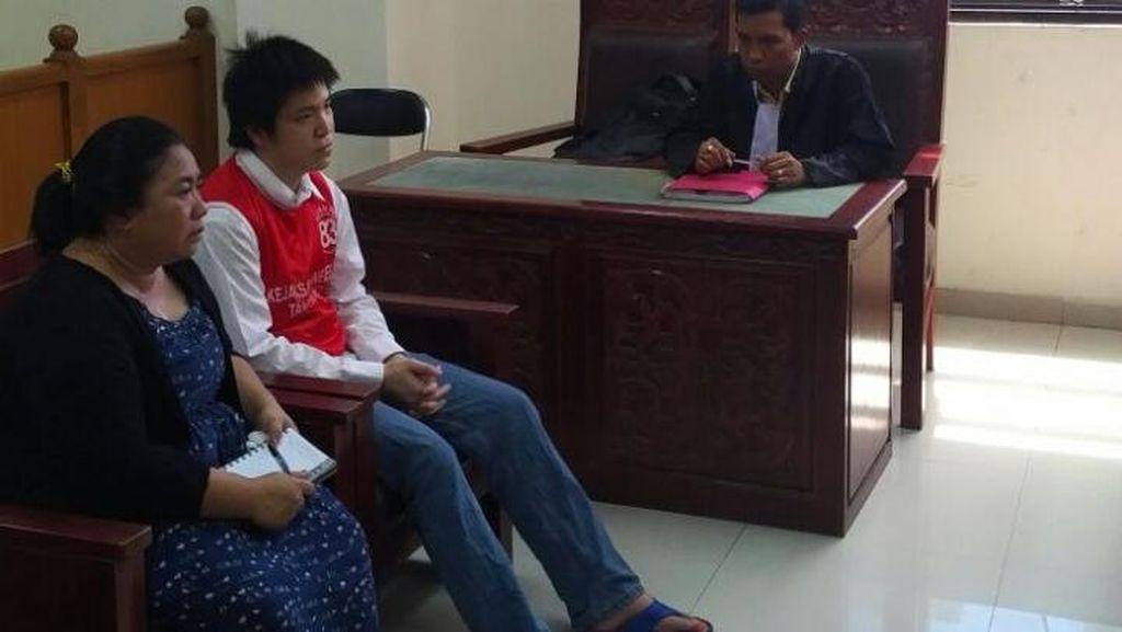 PN Tangerang Jatuhkan Vonis Mati untuk WN China Pemilik 88 Kg Sabu