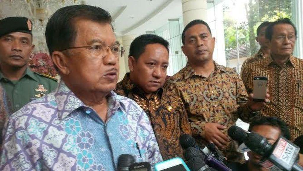 DPP Hidayatullah Temui Wapres JK Bicara Soal Dakwah Hingga Isu Komunisme