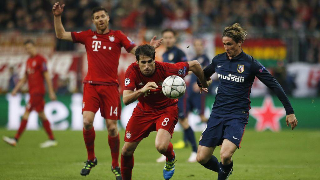 Hasrat Bayern Buktikan Diri pada Atletico