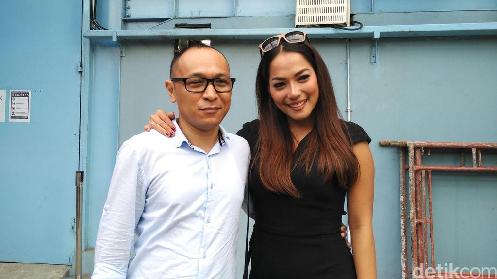 Keseruan Jenny Cortez Jalani Puasa Bersama Suami