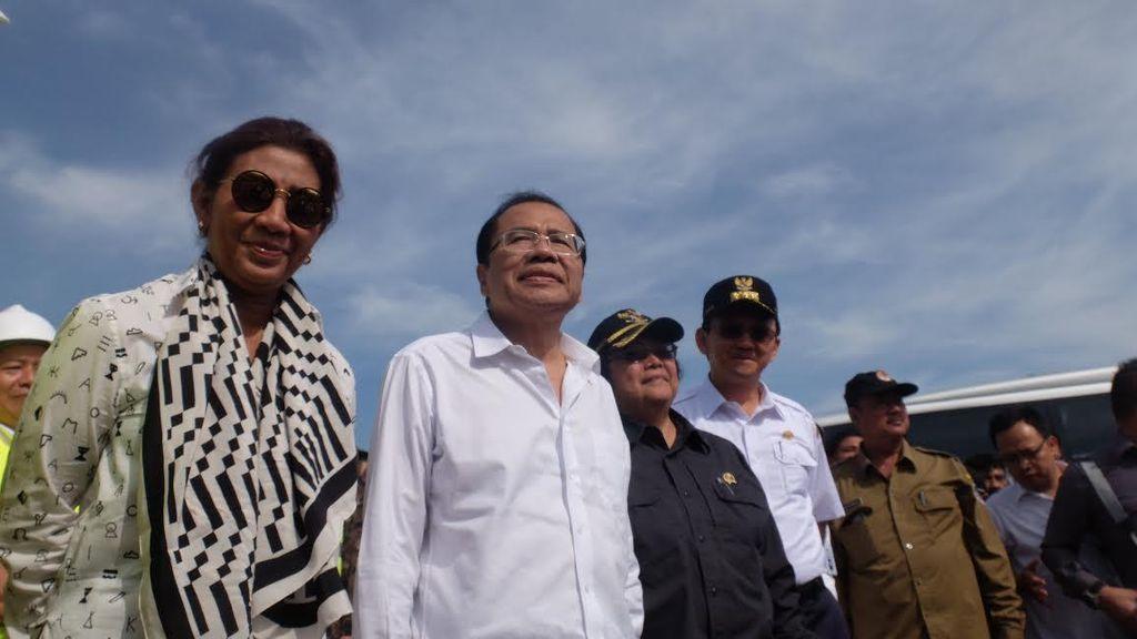 Menteri Siti: Reklamasi Pulau C dan D Ada Izin Amdal, tapi Terdapat Koreksi