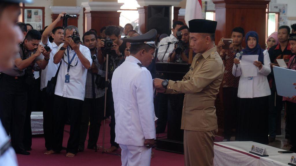 Cerita Pilkades di Batang: Tanpa Politik Uang dan Pelantikan di Masjid