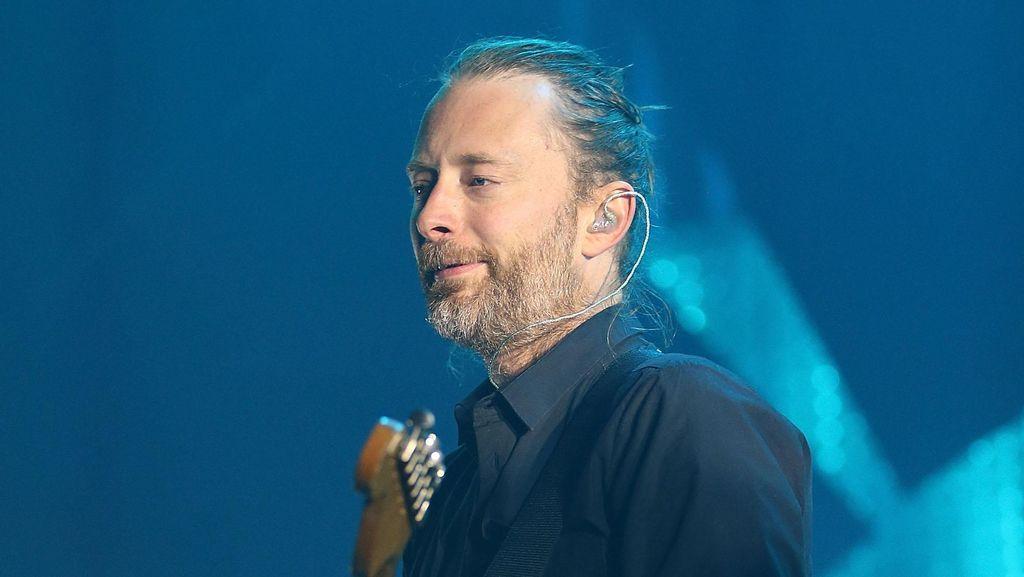 Akhirnya, Radiohead Rilis Lagu Baru Burn The Witch