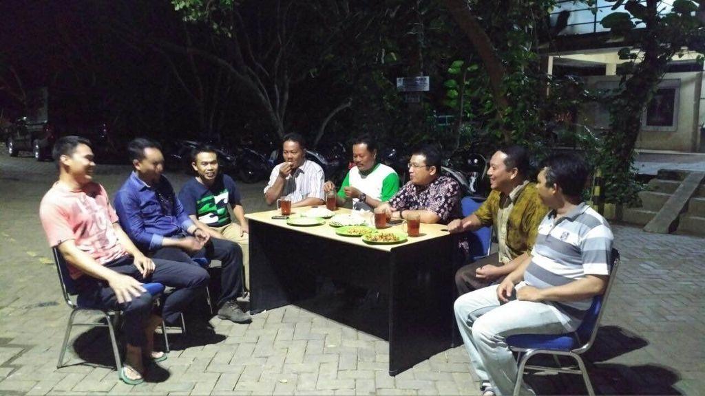 Saat Kang Yoto Berdialog dengan Nelayan Muara Angke Soal Reklamasi