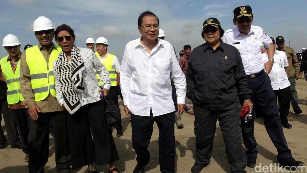 Bila Tak Sepakat Dengan Tujuan Pulau Reklamasi, Rizal Ramli: Saya Kepret
