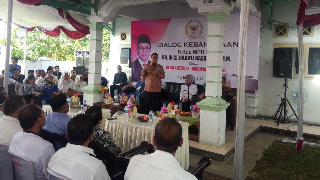 Ketua MPR: Jangan Belagu Jadi Kepala Daerah, Semena-mena Menggusur Rakyat