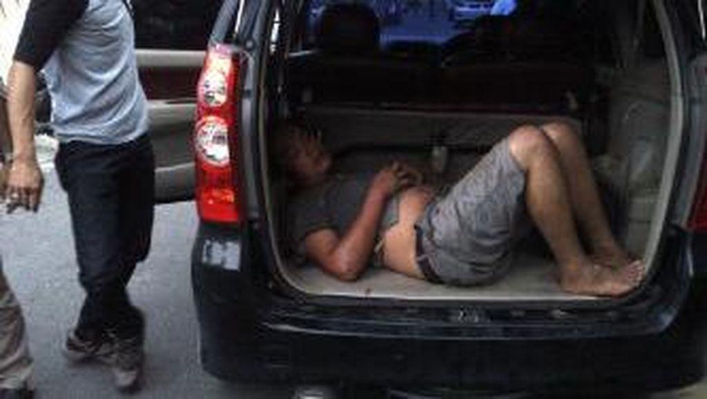 Tangkap Otak Pembunuh Anggota Kostrad, Polisi Temukan Bong dan Ganja