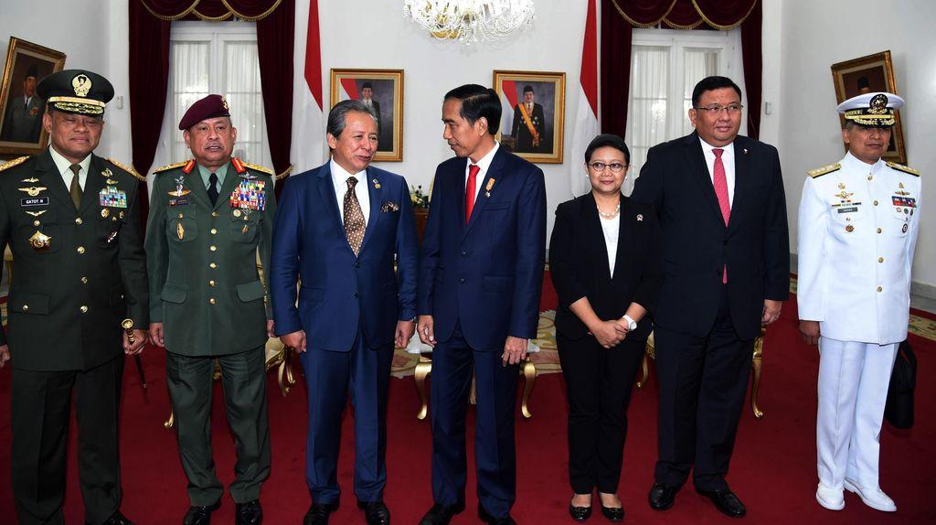 Panglima TNI: Untuk Urusan Kemanusiaan, Tidak Mengenal Batas Wilayah
