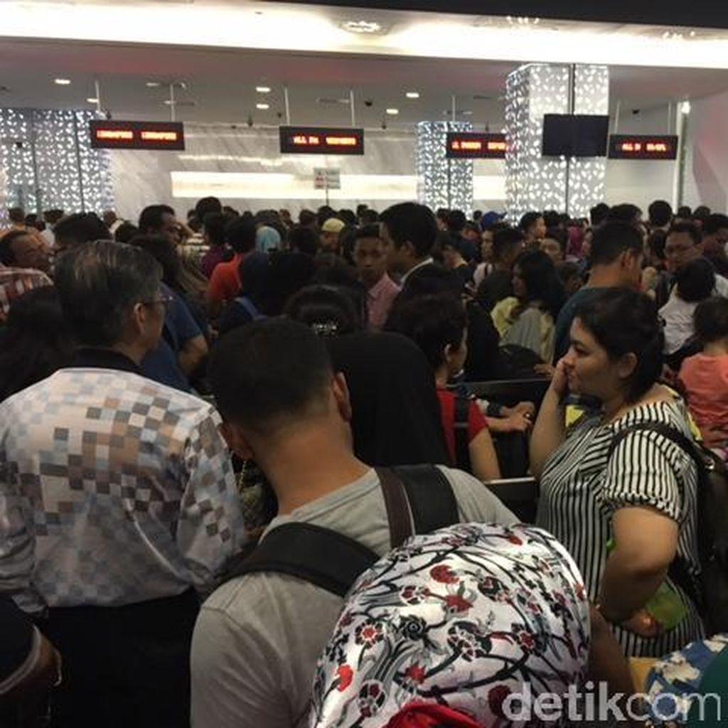 Liburan ke Singapura, Kena Macet 4 Jam Juga di Imigrasi HarbourFront