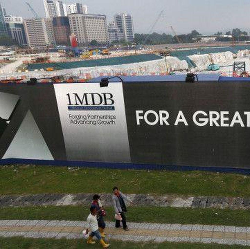 Dewan Penasehat 1MDB di Malaysia Dibubarkan