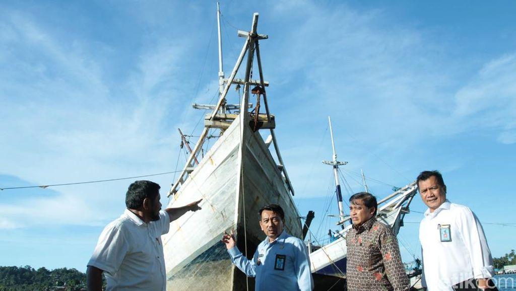 Dirjen PP Kaget, Kapal Dititipkan Tapi Kayu Illegal Loggingnya Entah ke Mana