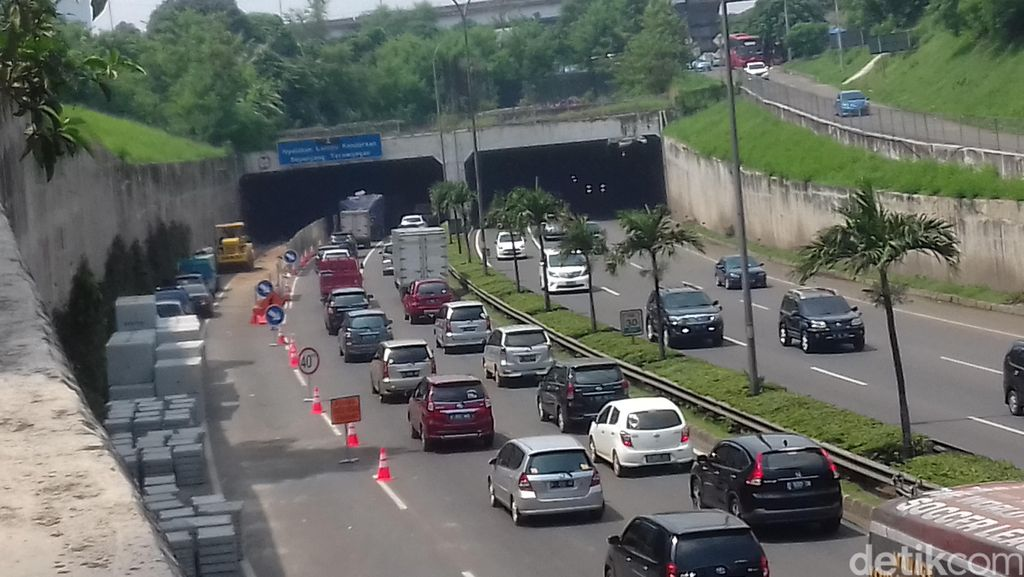 Tol JORR yang Tak Putus Dirundung Macet, Terowongan Pasar Rebo Jadi Kunci