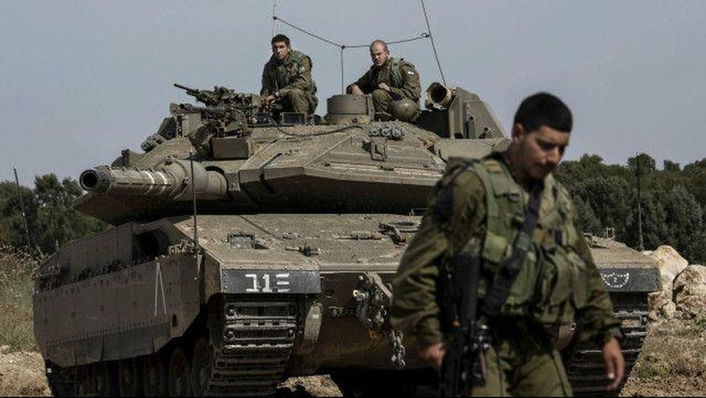 Komandan Tinggi Hizbullah Tewas dalam Serangan Udara Israel di Suriah