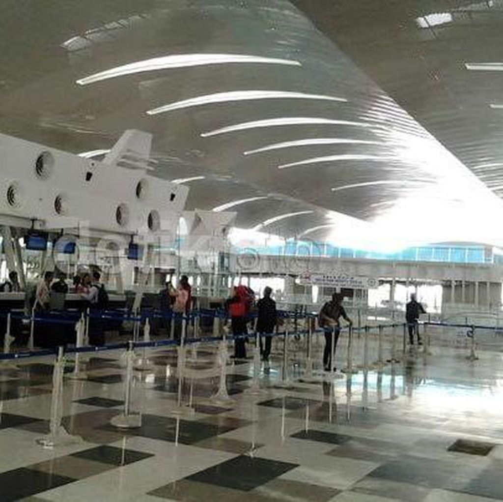 AP II Gandeng GVK Airports Kembangkan Bandara Kualanamu