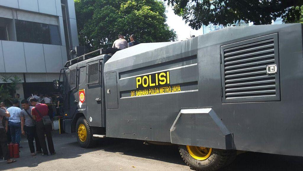 Kebakaran di Gedung SDM Polda Metro Hanguskan 1 Lemari Arsip