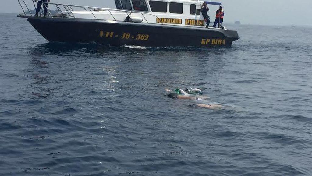 Polisi Masih Cari Satu Lagi Pemancing yang Tenggelam di Kepulauan Seribu