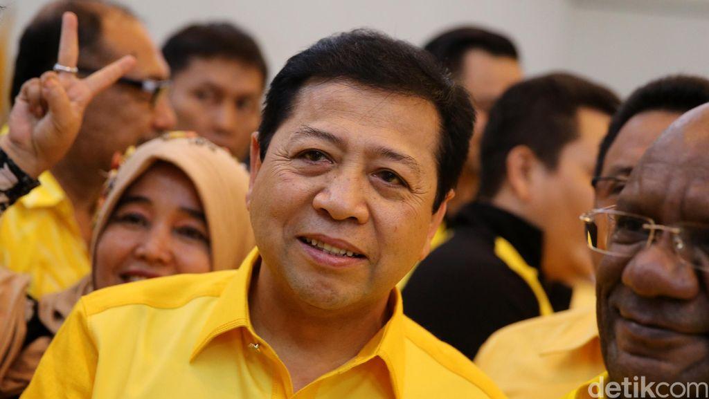 Tak Lirik Kursi PKB, Posisi Menteri Apa yang Diincar Golkar?