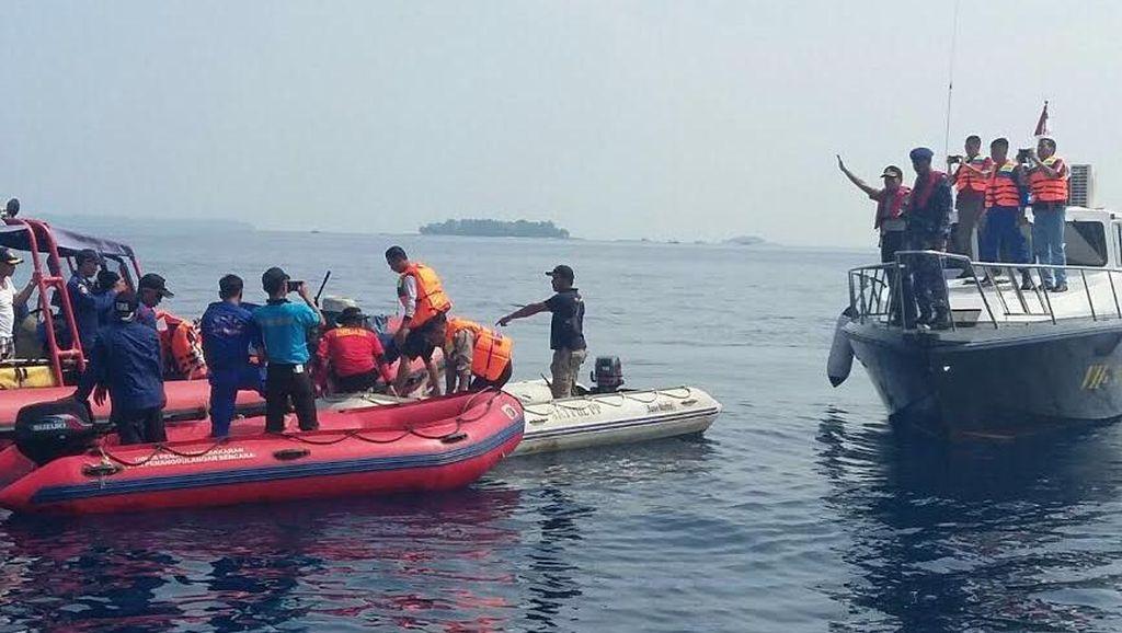 5 Pemancing Tewas, Polisi: Mereka Ketiduran, Kapal Bocor dan Tenggelam