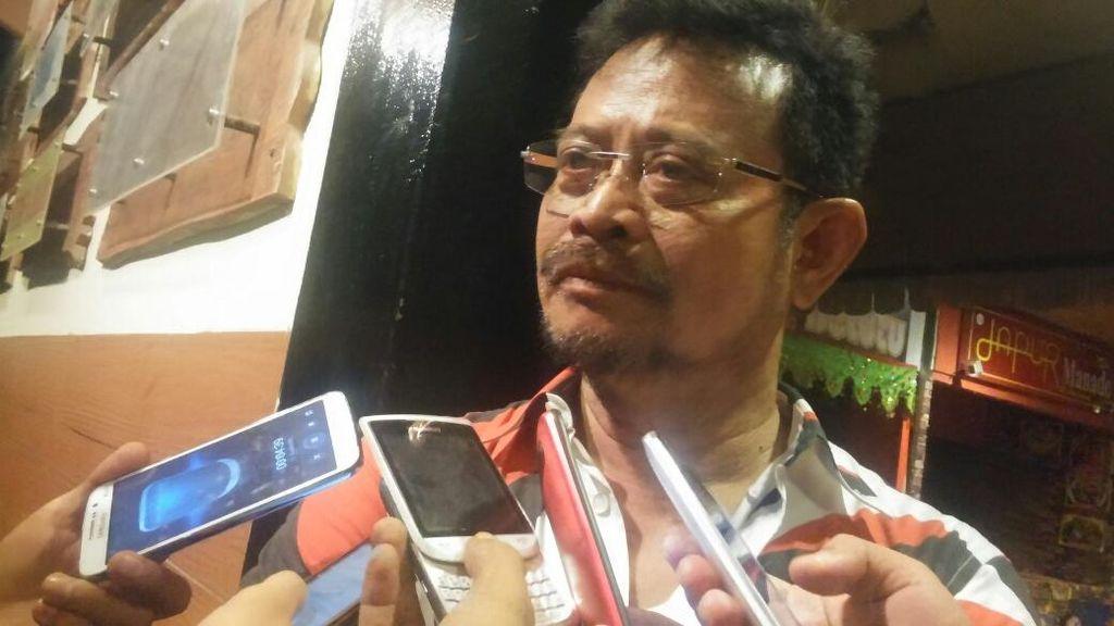 Dicopot sebagai Ketua Golkar Sulsel, Syahrul Yasin Limpo: Saya Happy-happy Saja