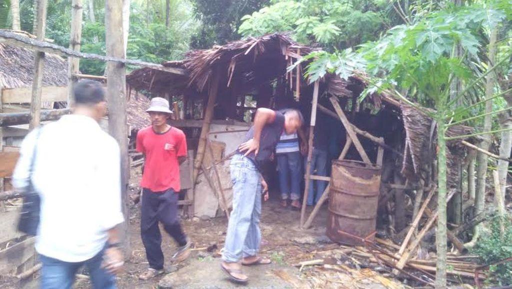 Polisi Selidiki Asal Granat yang Meledak di Aceh Besar