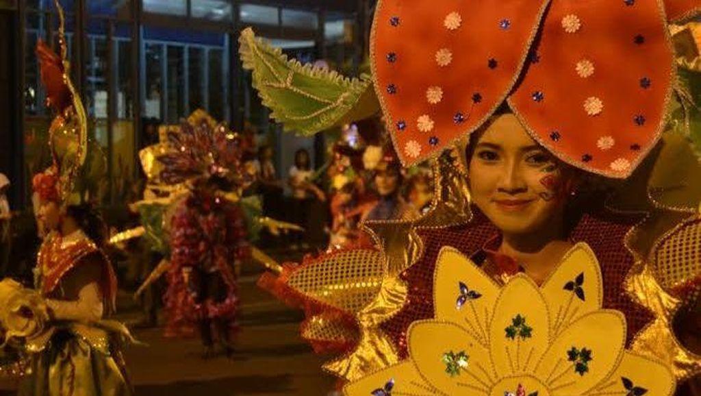 Masih Weekend di Semarang? Ada Karnaval Seru di Kota Lama
