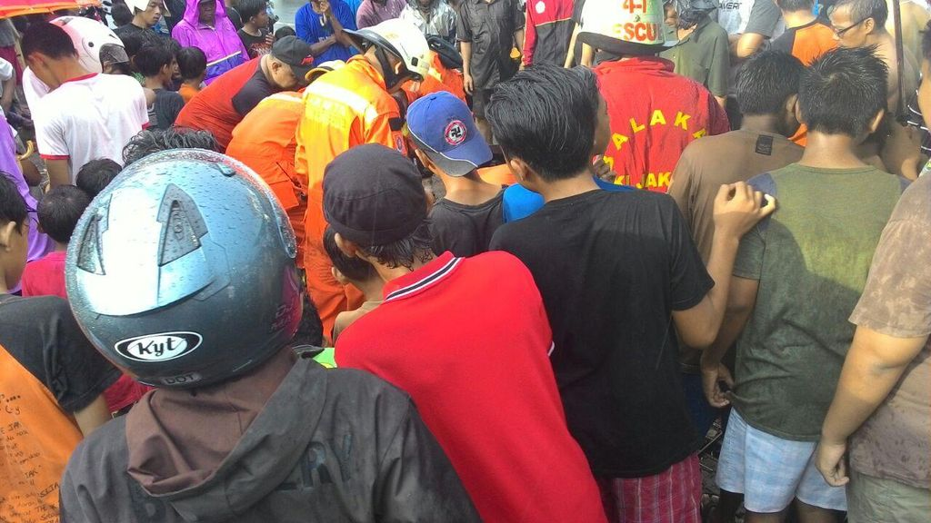 Balita di Ciputat yang Hanyut Saat Main di Gorong-gorong Ditemukan Meninggal