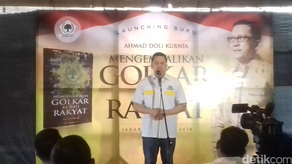 Novanto Didorong Jadi Ketua DPR Lagi, Politisi Muda Golkar: Apa Baiknya?
