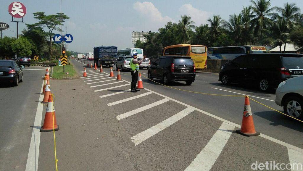 Arus Balik Long Weekend dari Jabar ke Jakarta Diprediksi Mulai Sore Nanti