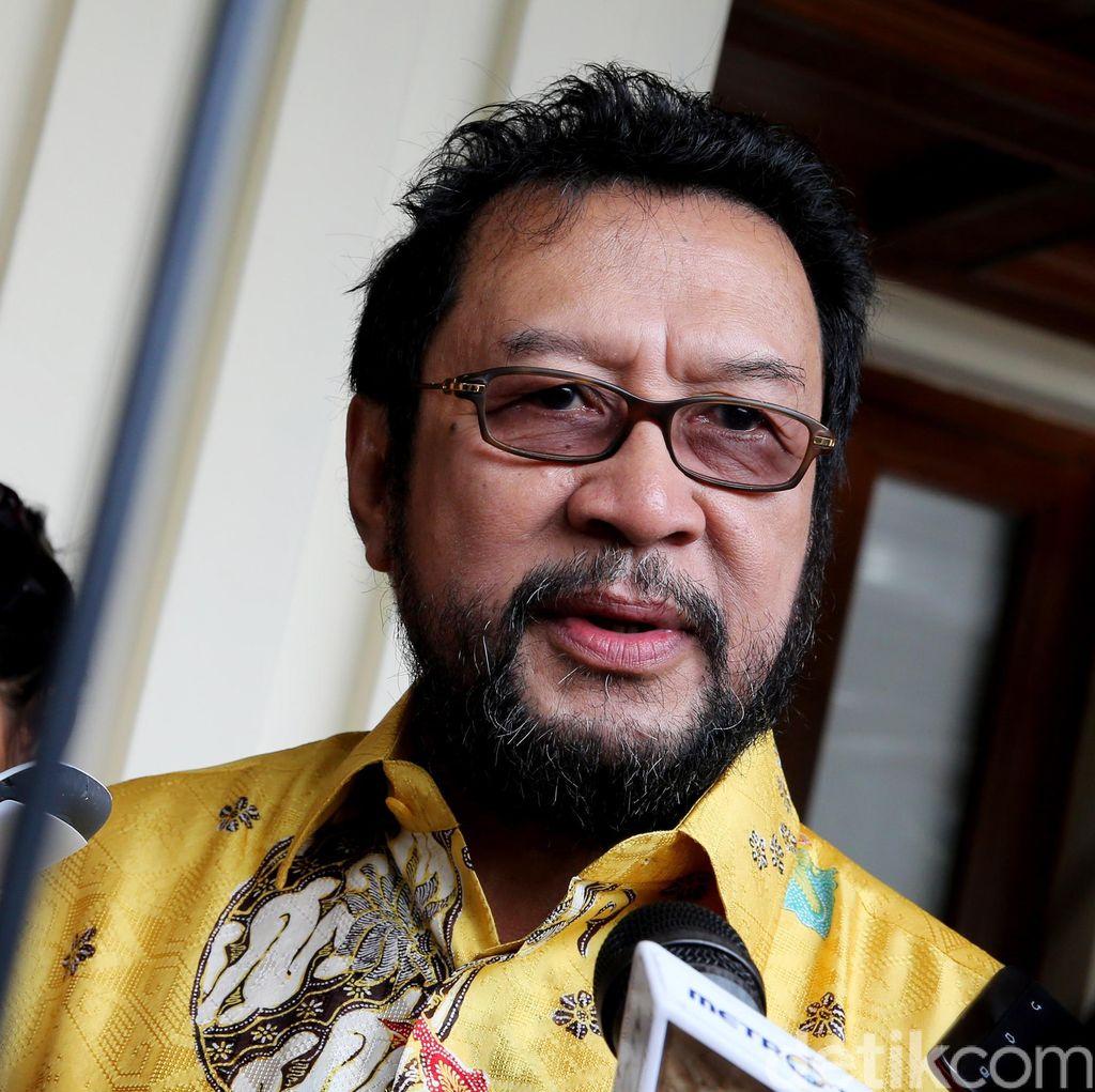 Golkar: Novanto Jadi Ketua DPR Lagi Baru Sebatas Wacana