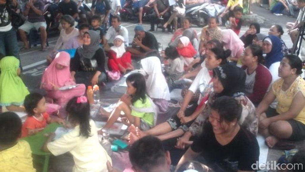 Komisioner KPAI Kunjungi Jl Lauser, Pantau Perkembangan Anak Sebelum Digusur