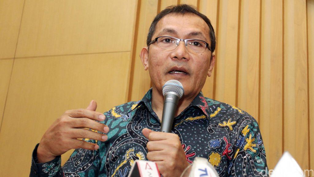 Soal Pimpinan DPRD DKI Order Pasal, Saut: Penyidik KPK itu Profesional