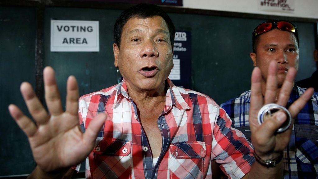 Gereja Katolik Kecam Niat Presiden Terpilih Filipina Terapkan Hukuman Mati