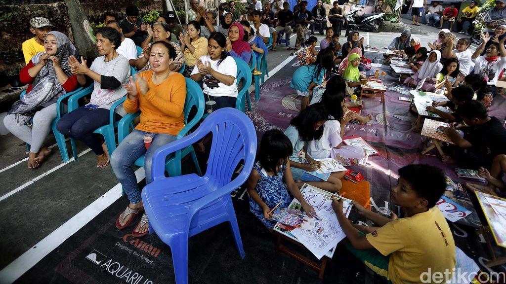 Ahok: Kalau Rusun Belum Siap Penggusuran di Jalan Lauser Ditunda Dulu